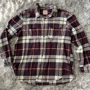 Men's Button up Flannel